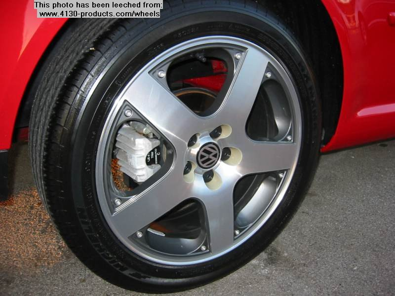 Fs Oem 17 Quot Santa Monica Wheels Set Of 3 Norcal